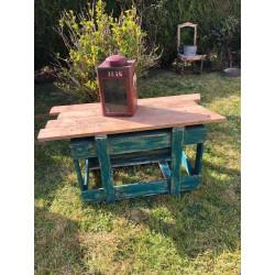 Table basse vintage VENDU